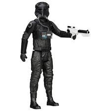 Tie Fighter Pilot, Hero Series-actionfigur, Star Wars VII