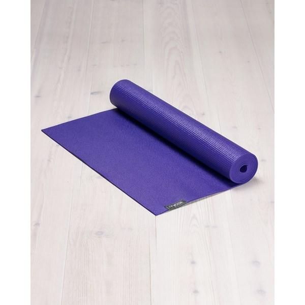 Allround Yogamatta,Yogirai, Purple, 6mm