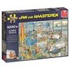 Jan van Haasteren, Technical Highlights, Puslespill, 1000 brikker