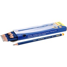 Robinson blyant 68 mm HB 2 mm 12 stk. Lyra
