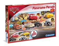 Pussel Panorama Parade, Cars, 250 bitar, Clementoni