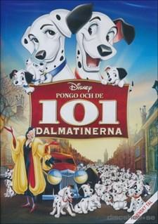 Disney Klassiker 17 - Pongo och De 101 Dalmatinerna