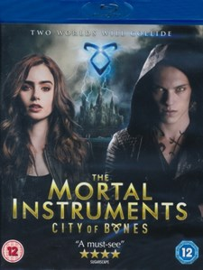 Mortal Instruments: City of Bones (Blu-ray)