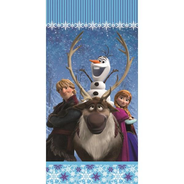 Badlakan 70x140  Frozen 021  Disney - badkläder & uv-kläder