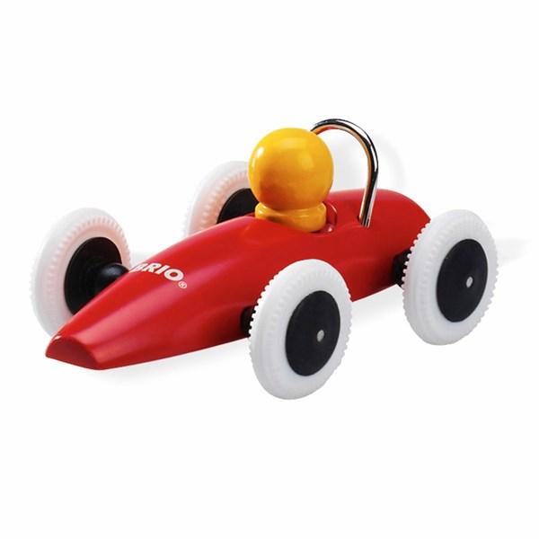 Race Car (röd), Brio