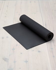 Yogamatta Grip mat 5 mm, Black - Yogiraj