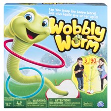 Wobbly Worm, Barnespill