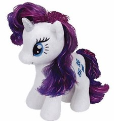 Rarity, Kosedyr, 41 cm, My Little Pony