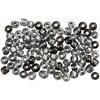Rocaille-siemenhelmet, koko 6/0, aukon koko 0,9-1,2 mm, 25 g