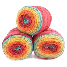 Kartopu Jersey Wool Mix Garn 200g 3-pack H1393