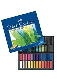 Kritor Torrpastell 48 Färger