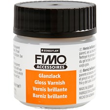 FIMO® lakk, 35 ml, Blank transparent