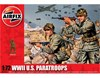 US Paratroops 1:72, Airfix