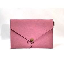 iPad fodral i filt Rosa