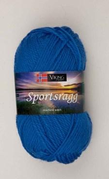 Viking of Norway Sportsragg 50 gr Blå 575