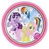 My Little Pony tallrikar, 8 st