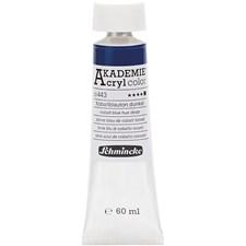 Schmincke AKADEMIE® Akrylmaling, 60 ml, cobalt blue hue deep (443)