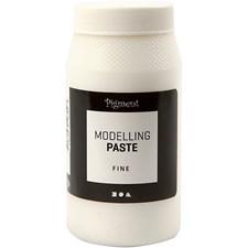 Pigment Modelleringspasta, fin, 500ml