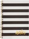 Notatbok Burde A4 Striper