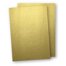 Papper 110g Papperix A4 Guld 10-pack