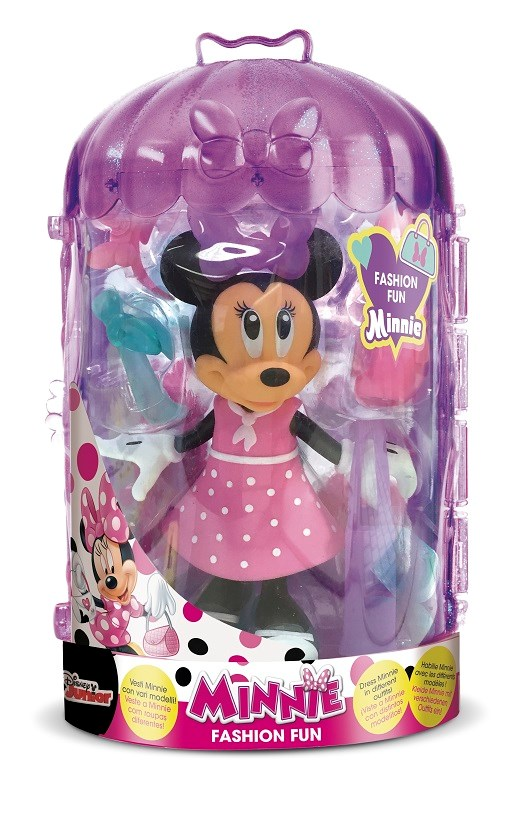 Minifigurset Kul Med Mode, Mimmi Pigg, Disney Junior - Minnie