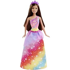 Princess Rainbow docka, Barbie