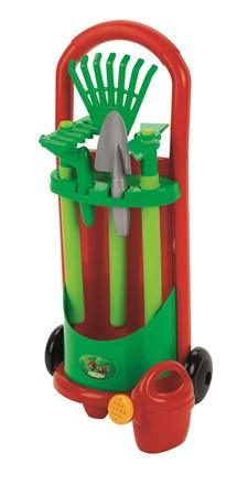Trädgårdsvagn, Little Gardener set, Ecoiffier