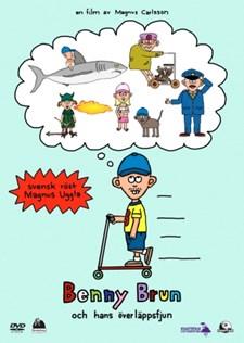 Benny Brun och hans överläppsfjun (film)