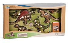Köttätande dinosaurier, Matsäker plast, Wenno