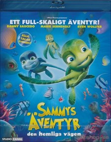 Sammys äventyr - Den hemliga vägen (Blu-ray)