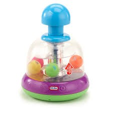 Lights n' Sounds Spinning Top, Little Tikes