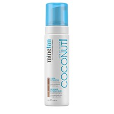 Minetan Coconut Water Self Tan 200ml Foam
