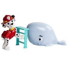 Marshall & Baby Whale Rescue Set, Paw Patrol