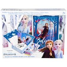 Frozen 2 Dagbok & Hemlig Låda