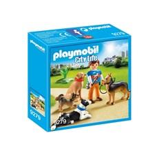 Hundtränare, Playmobil City Life (9279)