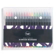 Brushmarker Adlibris 18-pack