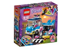 Service- och underhållsbil, LEGO Friends (41348)
