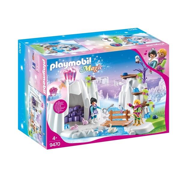Jakten på kärlekskristalldiamanten  Playmobil Magic (9470)