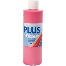 Plus Color-askartelumaali, 250 ml, fuksia