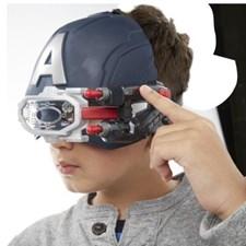 Stealth Vision Helmet, Avengers