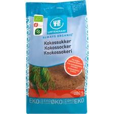 Urtekram Kokossocker 280 g Eko