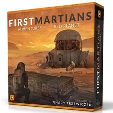 First Martians, Brädspel (EN)