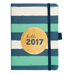 Kalender 2017 BusyB Striper