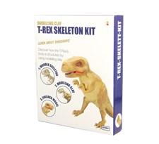 T-Rex skelett, Modellera kit, Keycraft
