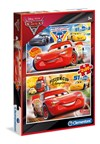 Pussel 2 x 30, Cars 3, Disney Pixar