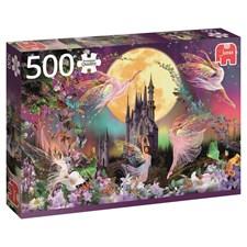 Dancing Fairies, Puslespill, 500 brikker, Jumbo