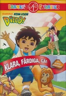Kom igen Diego! - Klara, färdiga, gå
