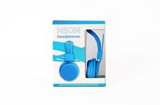 Vivitar, Neon Headphones, Blå
