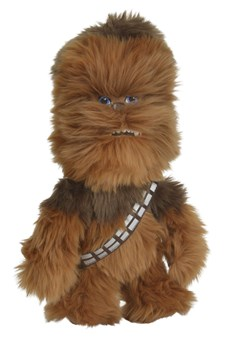 Chewbacca Mjukisdjur 25 cm, Star Wars
