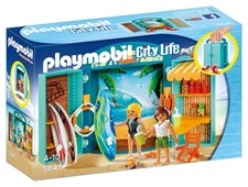 Lekeboks Surfebutikk, Playmobil City Life (5641)